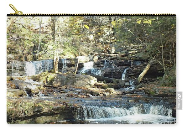Delaware Falls 4 - Ricketts Glen Carry-all Pouch