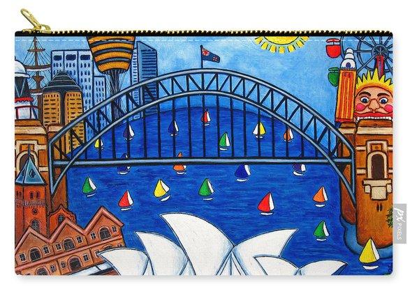 Sensational Sydney Carry-all Pouch