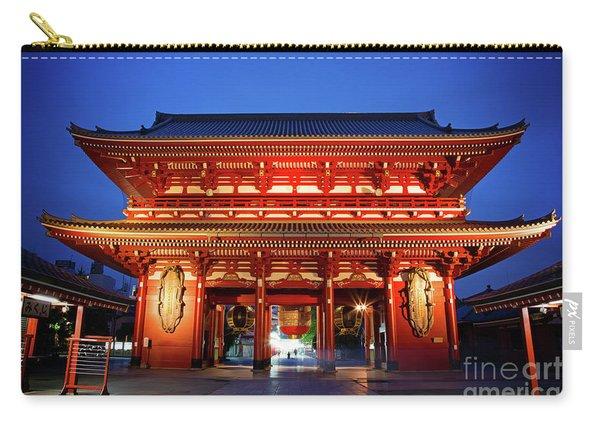 Sensoji Temple Tokyo Carry-all Pouch