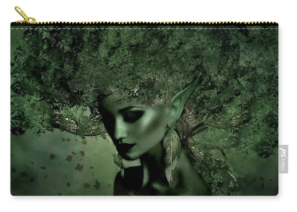 Sensual Tree Elf Carry-all Pouch