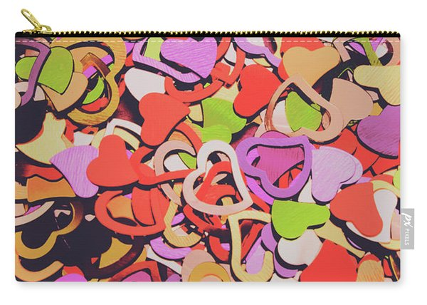 Sentimental Heart  Carry-all Pouch