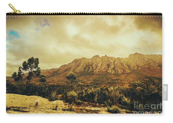 Sentinel Range Tasmania Carry-all Pouch