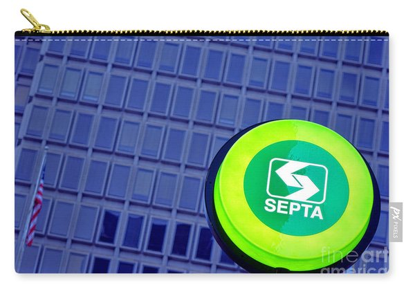 Septa Sign Carry-all Pouch