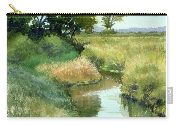 September Morning, Allen Creek Carry-all Pouch