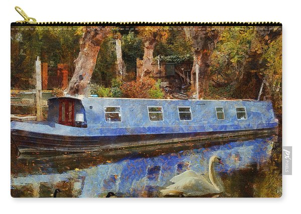 Serene Scene Carry-all Pouch