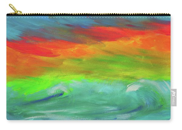 Serenity Sunrise  Carry-all Pouch