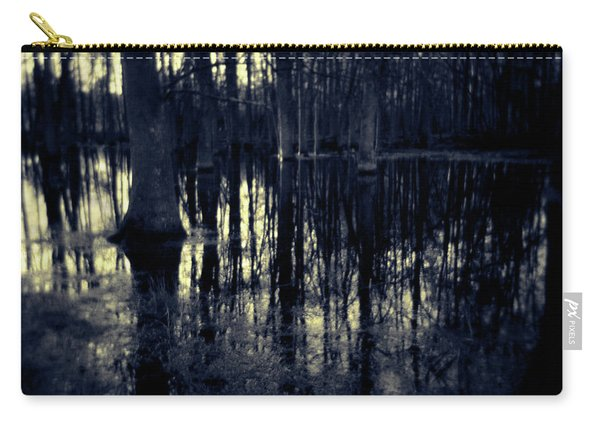 Series Wood And Water 4 Carry-all Pouch