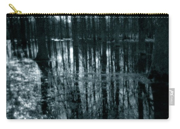 Series Wood And Water 7 Carry-all Pouch