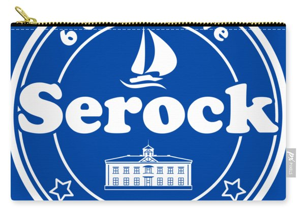 Serock T-shirt For 600 Years Anninversary Carry-all Pouch