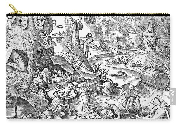 Seven Deadly Sins, 1557 Carry-all Pouch