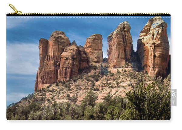 Seven Sacred Pools Carry-all Pouch