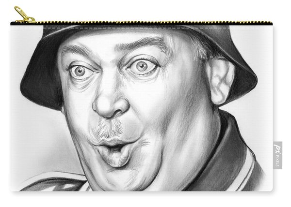Sgt Schultz Carry-all Pouch