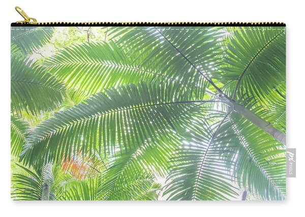 Shade Of Eden  Carry-all Pouch