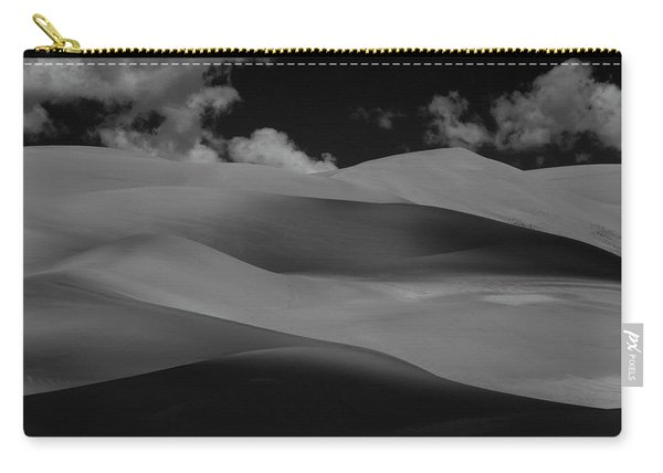 Shades Of Sand Carry-all Pouch
