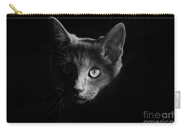 Shadow Cat Carry-all Pouch
