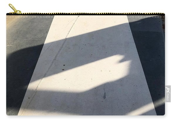 Shadow Lines Carry-all Pouch