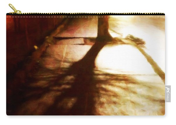 Shadow Of No Doubt Carry-all Pouch