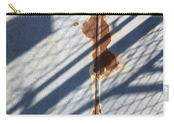 Shadow On Seam Carry-all Pouch