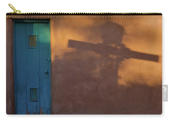 Shadows Adobe Wall Carry-all Pouch