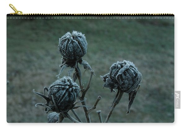 Shadowy Frozen Pods From The Darkside Carry-all Pouch