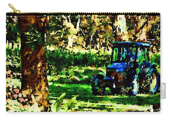 Shady Tractor Carry-all Pouch