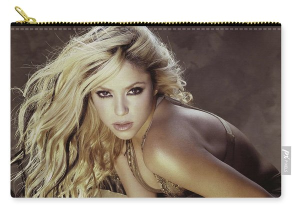 Shakira Carry-all Pouch