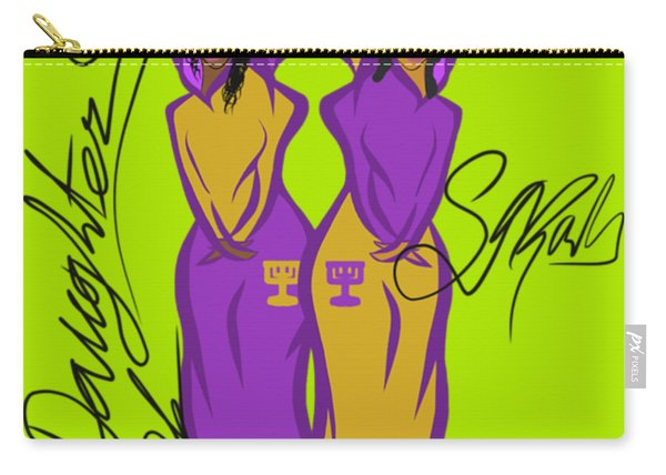 Shalom Sistas Carry-all Pouch