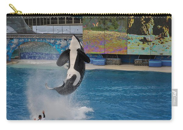 Shamu Splash Carry-all Pouch
