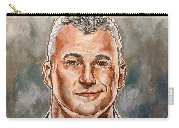 Shane Mcmahon Carry-all Pouch