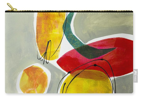 Shapes And Color 2 Carry-all Pouch