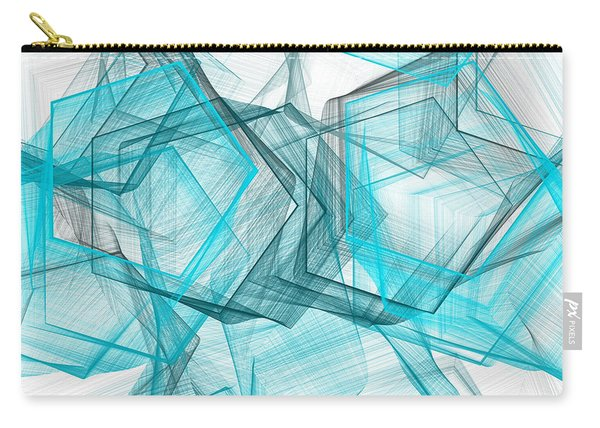 Shapes Galore Carry-all Pouch