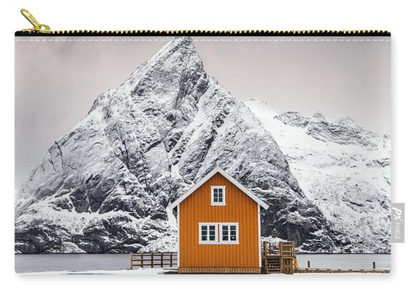 Shapes Of Lofoten Carry-all Pouch