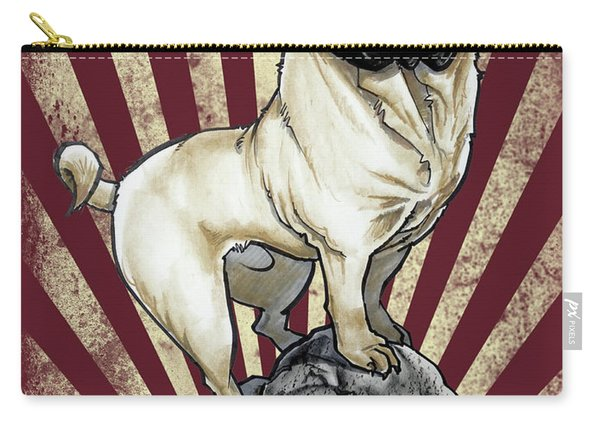 Shar Pei Revolution Carry-all Pouch