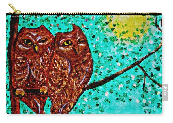 Shared Moonlight Detail Carry-all Pouch