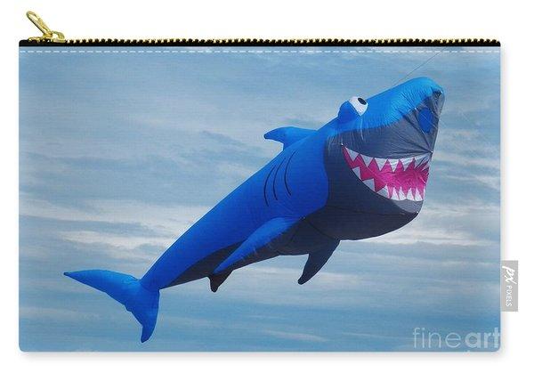 Shark Bite Kite Carry-all Pouch