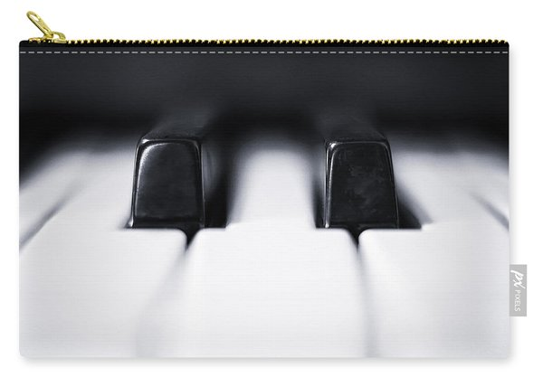 Sharp Or Flat Carry-all Pouch