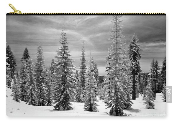 Shasta Snowtrees Carry-all Pouch