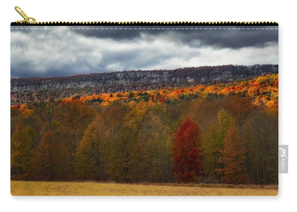 Shawangunk Mountains Hudson Valley Ny Carry-all Pouch