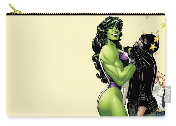 She-hulk Carry-all Pouch