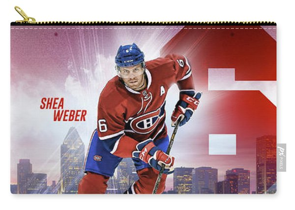 Shea Weber Carry-all Pouch