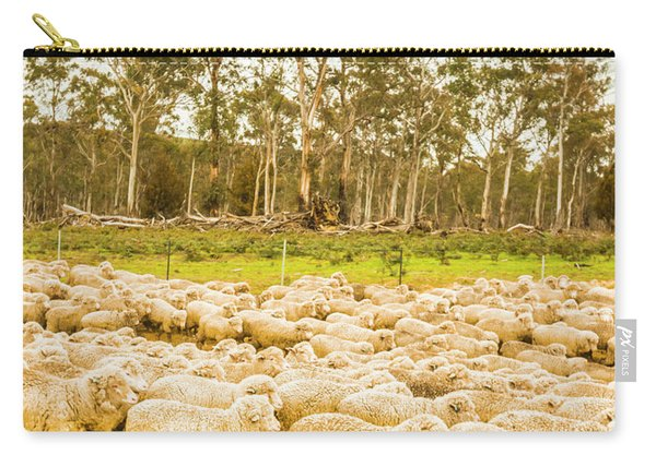 Sheep Country Carry-all Pouch