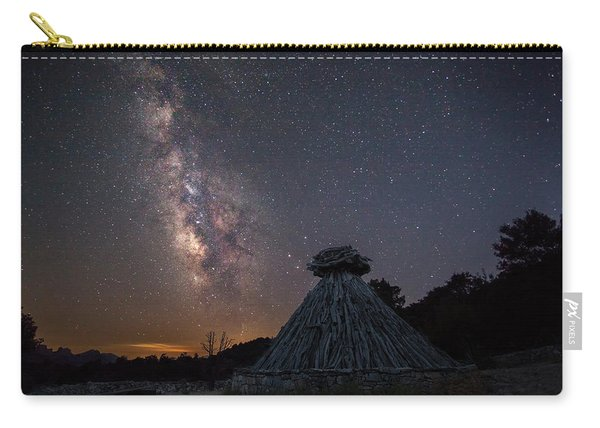 Sheepfold Under The Stars Carry-all Pouch