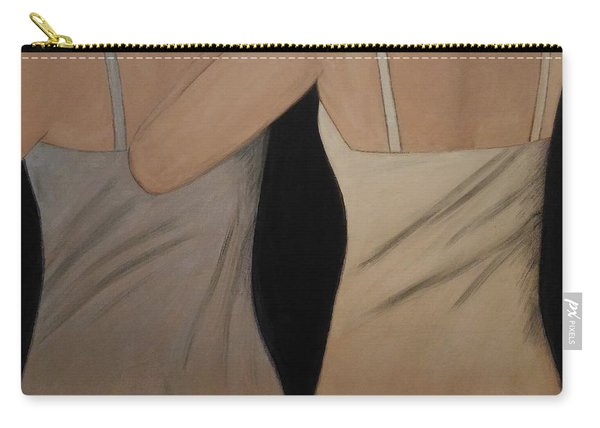 Sheer Carry-all Pouch