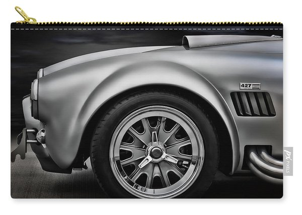 Shelby Cobra Gt Carry-all Pouch