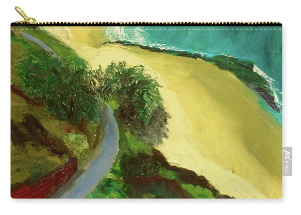 Shelly Beach Carry-all Pouch