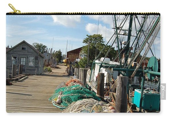 Shelter Island Carry-all Pouch