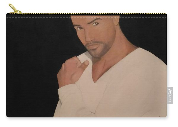 Shemar Moore Carry-all Pouch