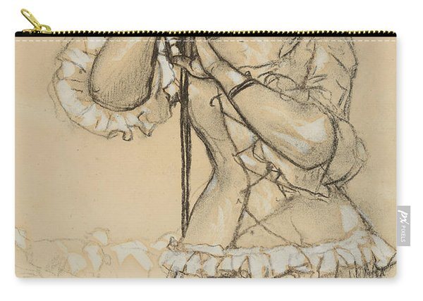 Shepherdess Carry-all Pouch