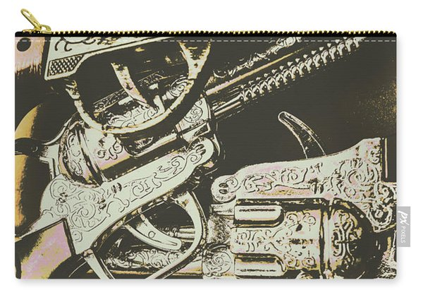 Sheriff Guns Carry-all Pouch