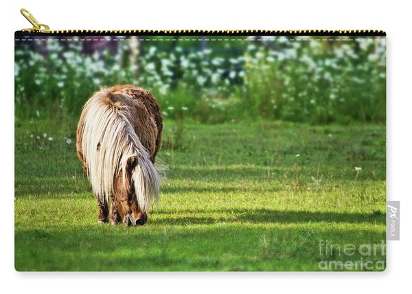 Shetland Pony Carry-all Pouch